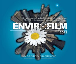 Katalóg filmov