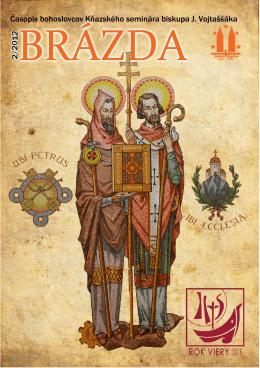 2012/2 - Kňazský seminár biskupa Jána Vojtaššáka, Spišská Kapitula