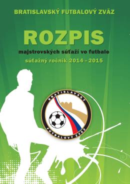 ZSE_H loga - Bratislavský Futbalový Zväz