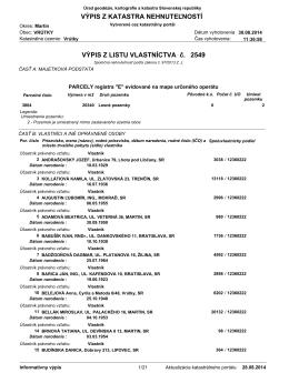 LV 2549 - komposesorat.sk