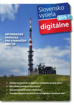 Informačná príručka pre starostov obcí sr
