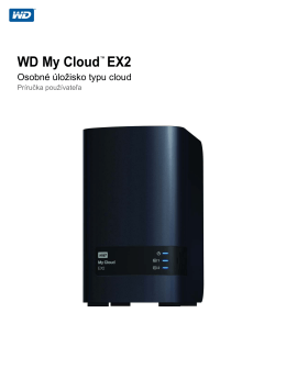 WD My Cloud EX2 - Western Digital