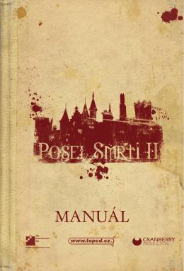 MANUÁL - TOPCD.cz