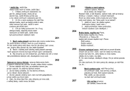 Detský spevník 200-302