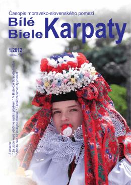 1/2012 - Bílé Karpaty