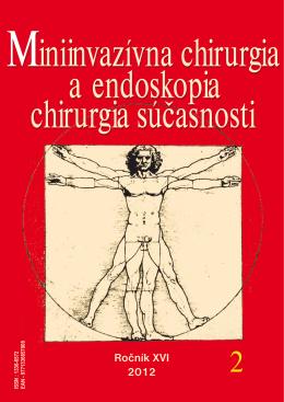 2-2012 - Laparoskopia & Endoskopia