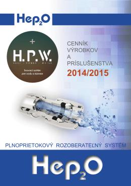 Stiahnite si kompletný cenník 2014/2015 vo