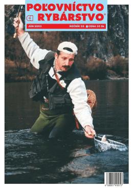 JÚN 2003 ROČNÍK 55 CENA 35 Sk