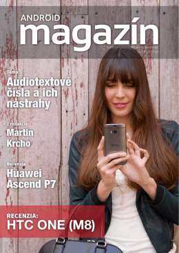 Stiahnite si PDF-Android Magazín Máj/Jún 2014