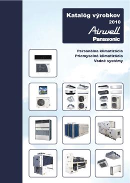 Katalóg výrobkov - Klimatizácia Airwell