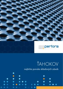 ŤAHOKOV - Perfora