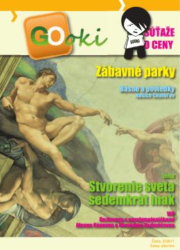 Časopis Gooki 2011/02
