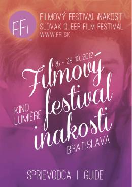 2012 - Filmový festival inakosti