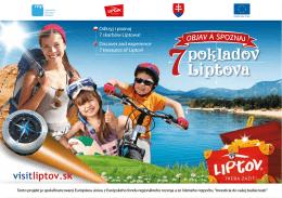 7 pokladů Liptova - VIP Apartmány Bešeňová Liptov