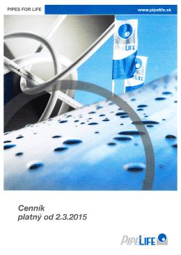 Cenník 2015 PDF 16 Mb