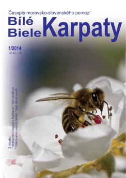 1/2014 - Bílé Karpaty