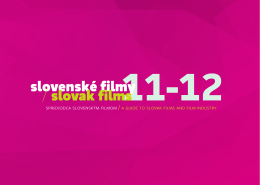 Slovak Films 12