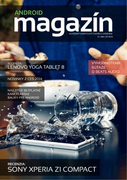 Stiahnite si PDF-Android Magazín Január/Február
