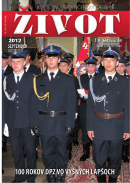 09 wrzesien 2012[1].pdf - Towarzystwo Słowaków w Polsce