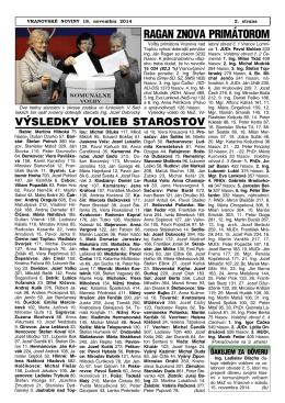 VN2014-44 - Vranovské noviny