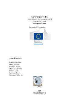 Agrárne právo EÚ