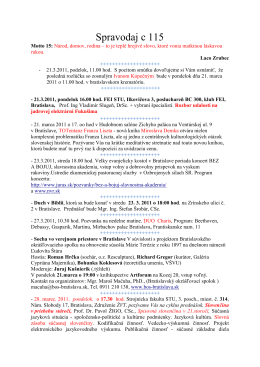 Spravodaj c 115 - szcpv