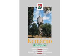 Komárno - city