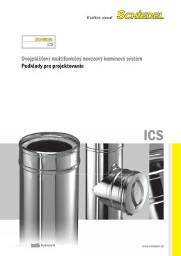 Stiahni si katalóg komínových systémov ICS