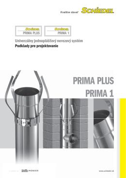 Stiahni si katalóg komínových systémov PRIMA