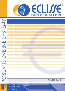 cenník v PDF