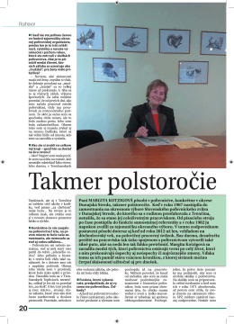 Naše poľovníctvo 06/2014 – str. 20-21