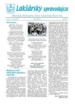 Lakšársky spravodajca I/2013.pdf