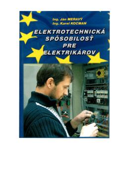 Elektrotechnická spôsobilosť