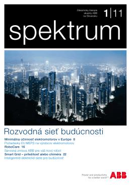 Spektrum 1/2011
