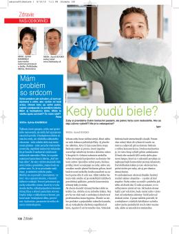 zdravie 9 2010 (PDF - 404 KB)