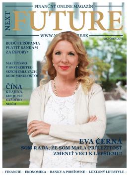 EVA ČERNÁ - Next Future