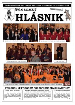 Súčanský hlásnik 2013 číslo 4.pdf