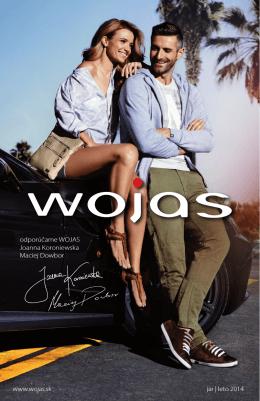 jar | leto 2014 www.wojas.sk odporúčame WOJAS Joanna