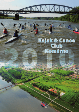Kajak & Canoe Club Komárno
