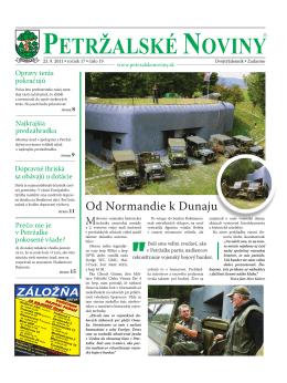 2 - Petržalské Noviny