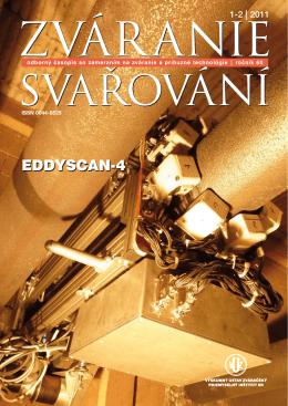 EDDYSCAN-4 - Výskumný Ústav zváračský