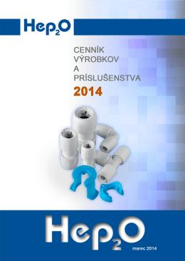 Stiahnite si kompletný cenník MÁJ 2014 vo formáte