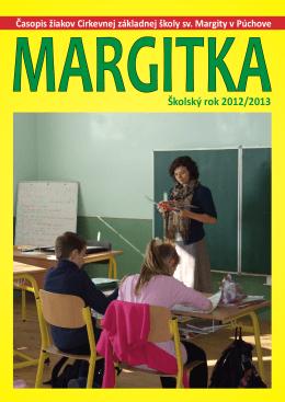 Časopis Margitka