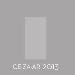 CE∙ZA∙AR 2013 - CE∙ZA∙AR 2014