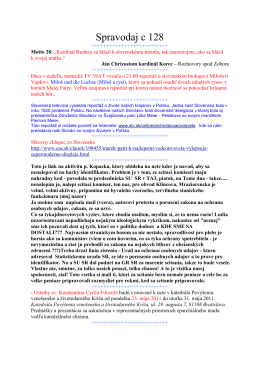 Spravodaj c 128 - szcpv