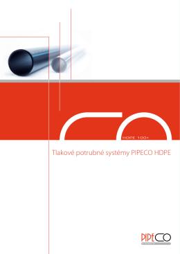 Katalóg - HDPE systém