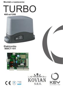 400 az1200 900CT-101 Elektronika Montáž a