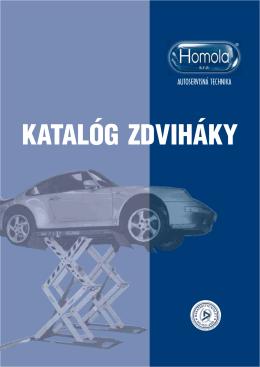 Katalóg - Homola.sk