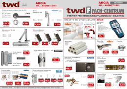 AKCIA AKCIA - Trendwood-twd