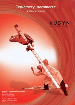 Teplomery, aerometre a klima prístroje